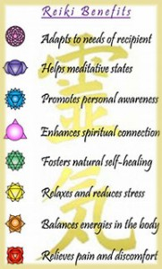 Reiki Benefits