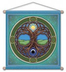 Temple Banner – Tree of Life